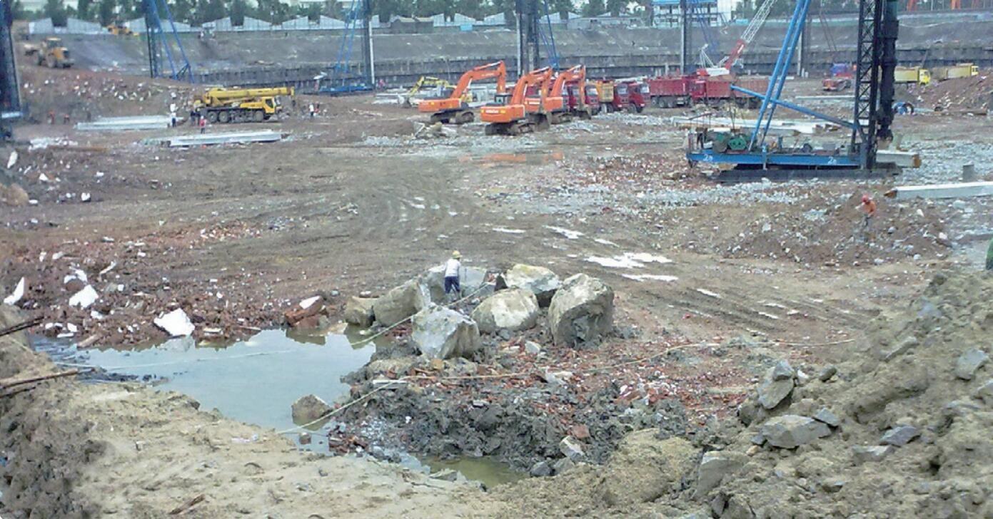 禹洲 尊海桩基及基坑支护工程
