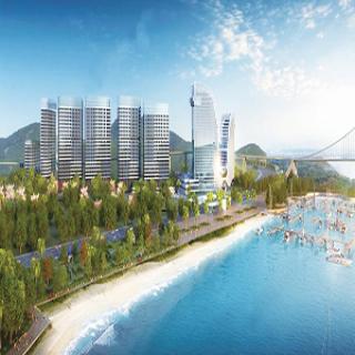 融信幸福海岸A子地块主体工程二标段