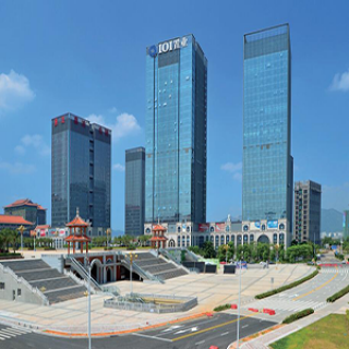 杏林湾营运中心2.3号楼及休闲平台