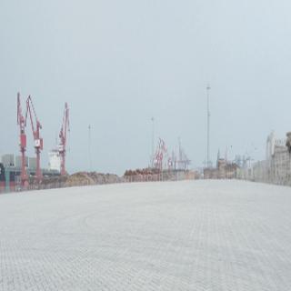 厦门市招银港区8#9#泊位道路堆场工程