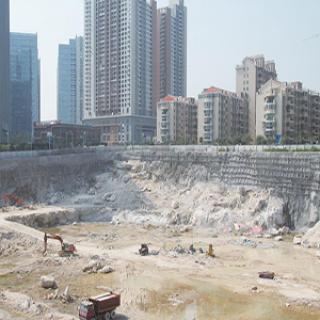 海峡明珠广场基坑工程(三期土石方、基坑支护、抗拔锚杆)