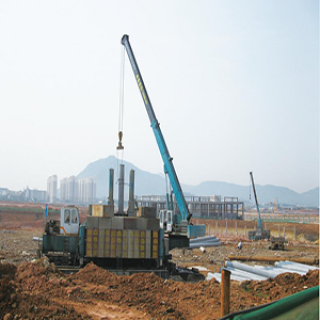 集美J2010P08地块商住项目一期桩基工程
