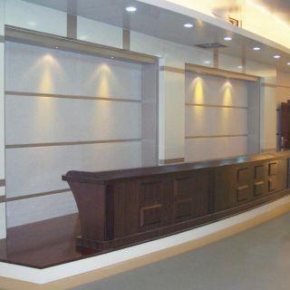漳浦县公安局指挥中心内装修工程省优质装修工程
